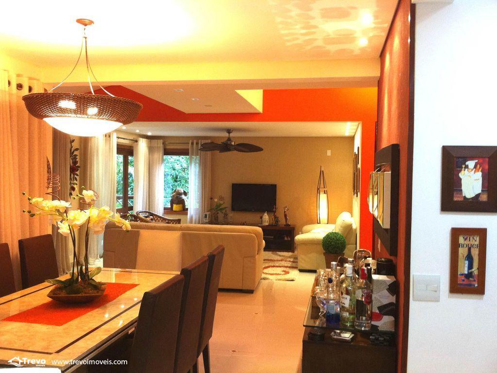 Casa em condomínio de luxo em Ilhabela