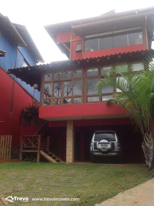 Casa a venda em Ilhabela na vila