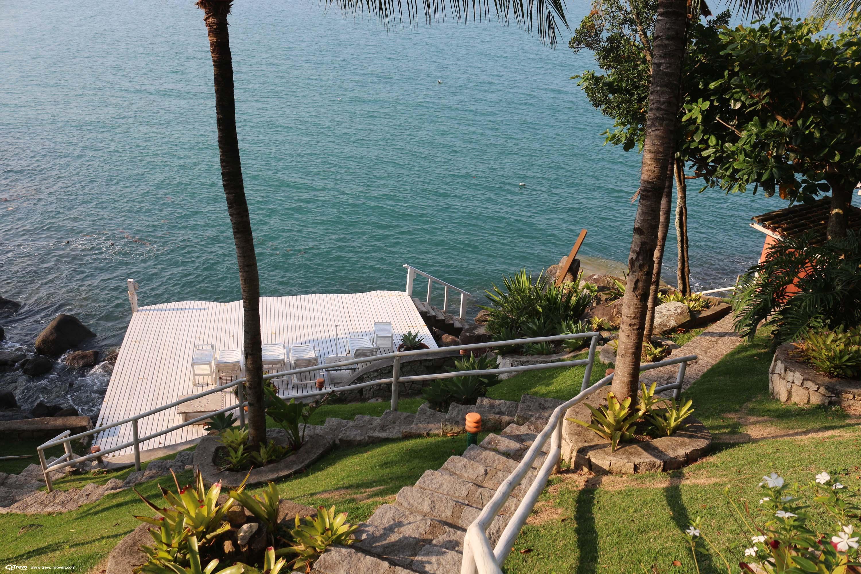 Casa muito charmosa na costeira em Ilhabela