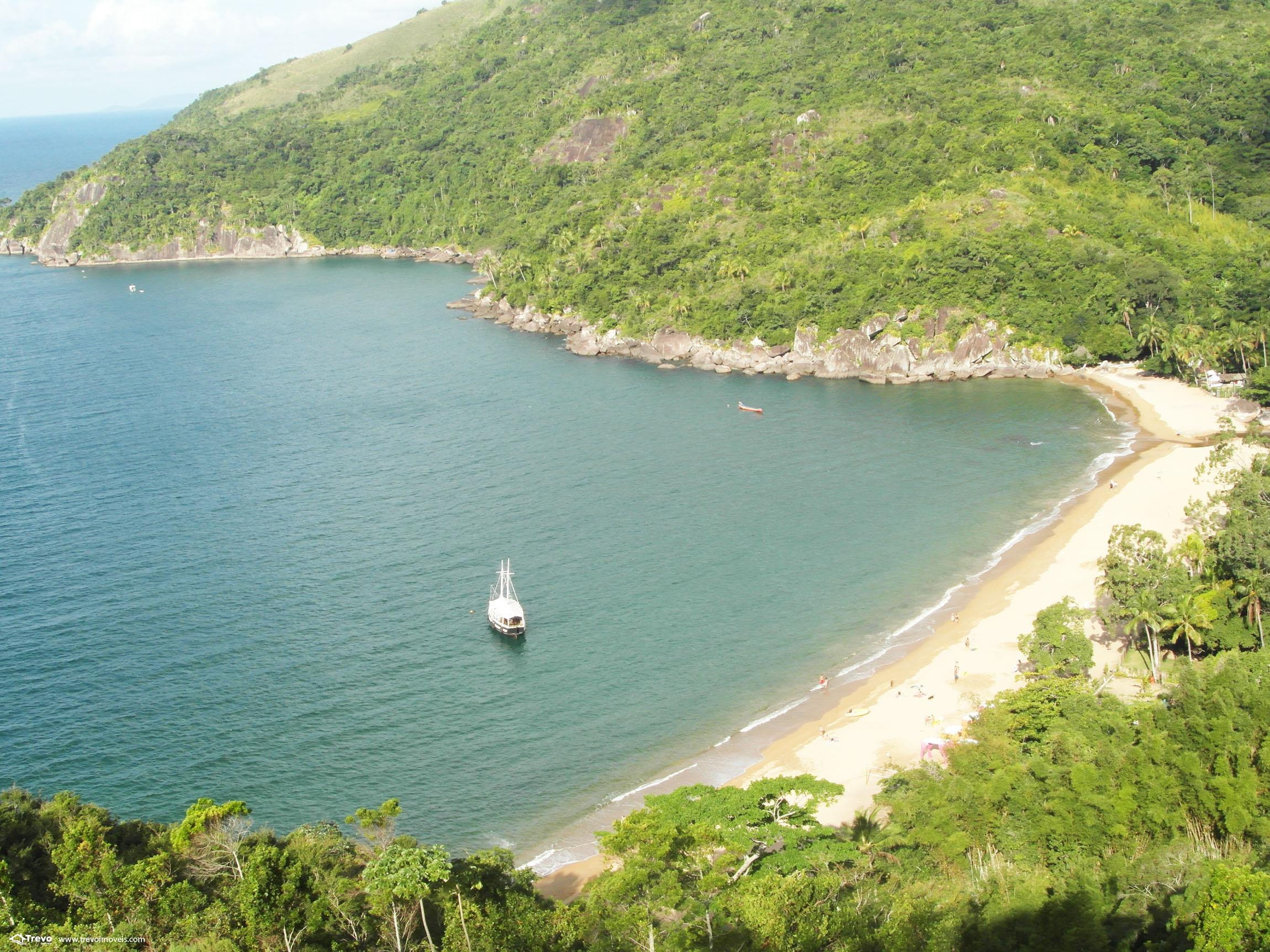 Lindo terreno para incorporação em Ilhabela
