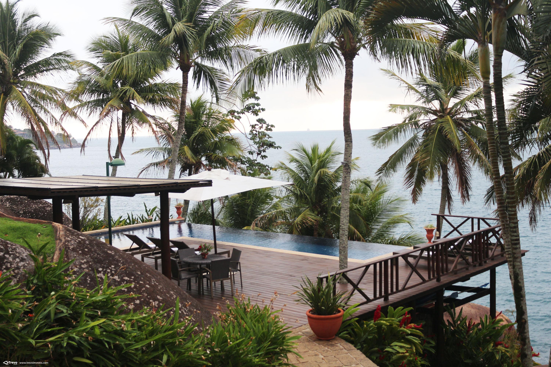 Casa de luxo na costeira em Ilhabela