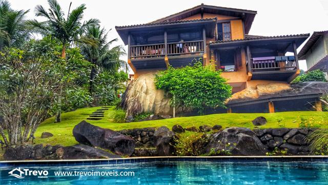 Casa para locação anual em Ilhabela