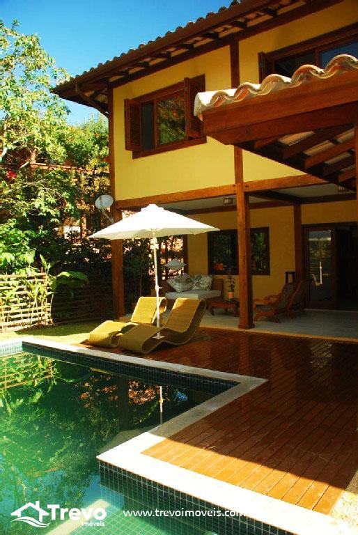 Casa carmosa a venda em Ilhabela