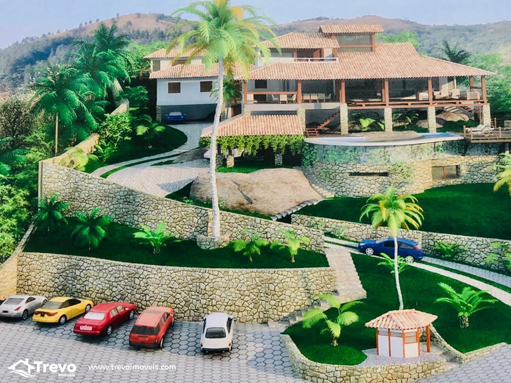 Casa de alto padrão a venda em Ilhabela