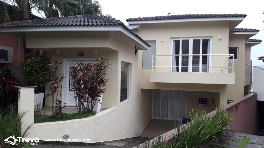 Casa em Ilhabela em condomínio de luxo